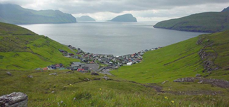 Livet på Færøerne
